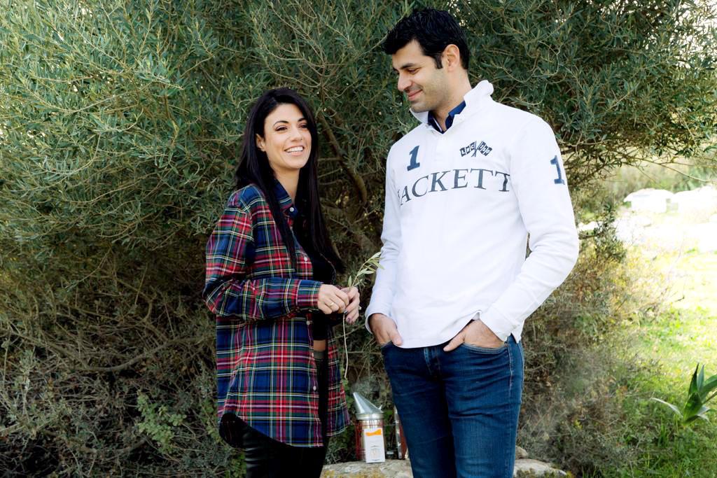 Ο Γιάννης Καρυπίδης κι η Σταυρούλα Θεοδώρου ίδρυσαν το 2012 μια πολύ όμορφη βιολογική φάρμα.